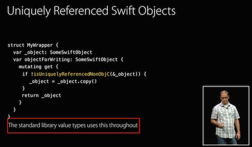 Should I use a Swift struct or a class? · faq sa